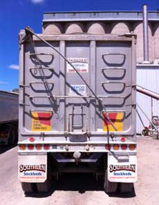 Southern Stockfeeds Freight Services